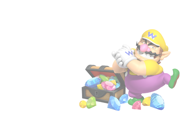 Wario background